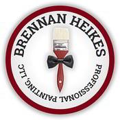 Brennan Heikes Professional Painting logo